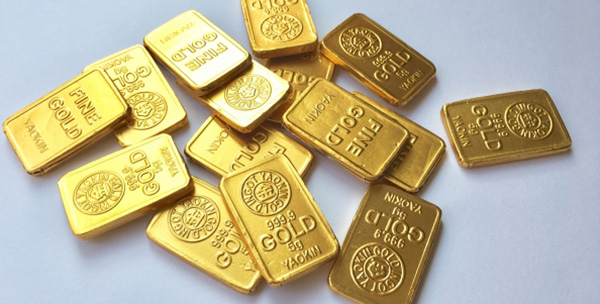 金塊のイメージ写真