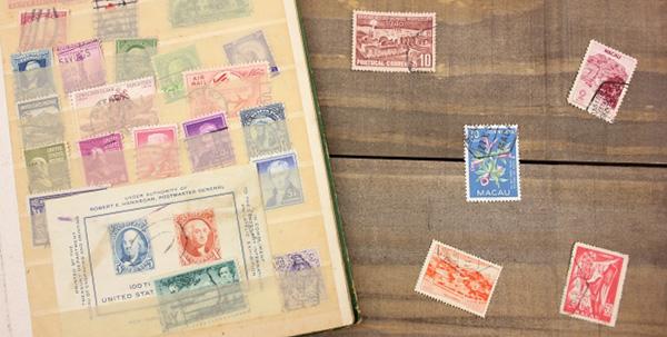 世界の古切手